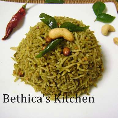 Photo of Curry Leaves Rice by Bethica Das at BetterButter