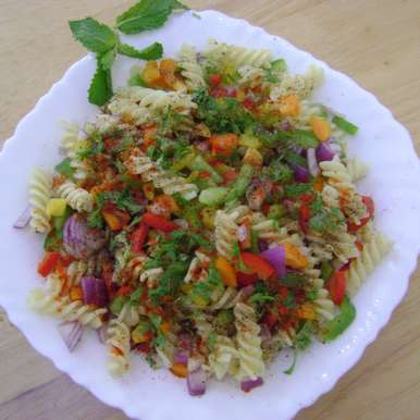 Photo of Pasta Salad by Bethica Das at BetterButter