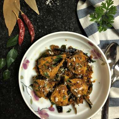 Photo of Hilsa Fish Curry - South Indian Fusion Style by Bethica Das at BetterButter