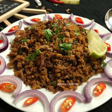 Photo of Hyderabadi Dum Ka Keema by Bethica Das at BetterButter