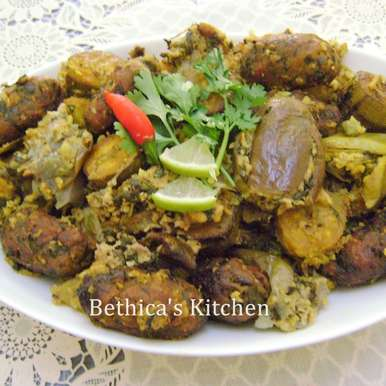 Photo of Undhiyu by Bethica Das at BetterButter