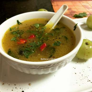 Photo of Amla (Gooseberry) Rasam by Bethica Das at BetterButter
