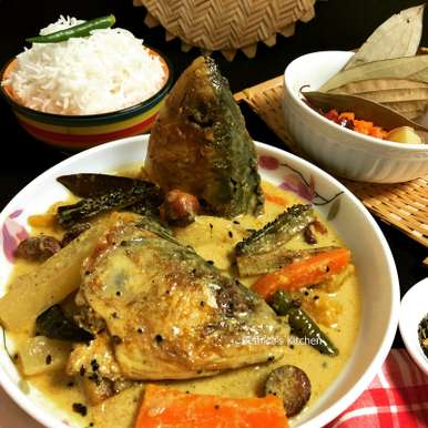 Photo of Ilish Macher Shukto - Bengali Cuisine by Bethica Das at BetterButter
