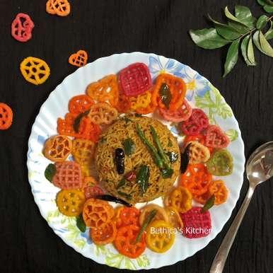 Photo of Podi (Gunpowder) Rice by Bethica Das at BetterButter