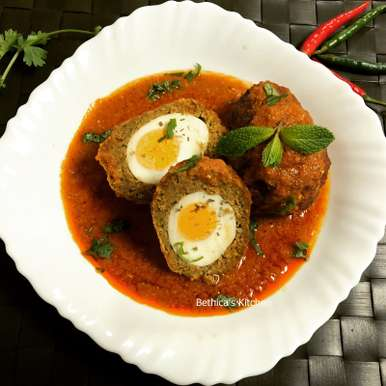Photo of Nargisi Kofta by Bethica Das at BetterButter