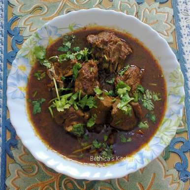 Photo of Mutton Achari (Awadhi Style) by Bethica Das at BetterButter