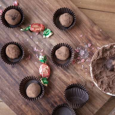Photo of Paan & Chocolate Truffles by BetterButter Editorial at BetterButter