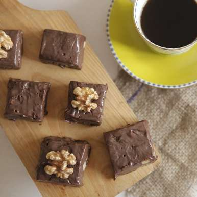 Photo of Quick Fudge by BetterButter Editorial at BetterButter
