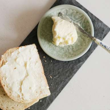 Photo of Home Made Butter by BetterButter Editorial at BetterButter