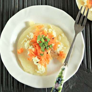 Photo of Baby's Paneer Uttapam (8+months) by BetterButter Editorial at BetterButter