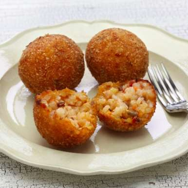 Photo of Veg Rice Balls by BetterButter Editorial at BetterButter