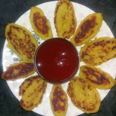 Photo of Rice Cutlet by Bharti Kharote at BetterButter