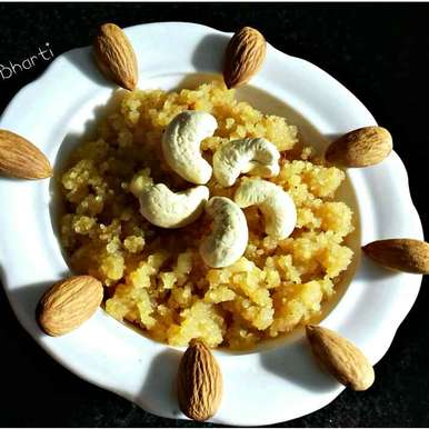Photo of Magdal Halwa by Bharti Khatri at BetterButter