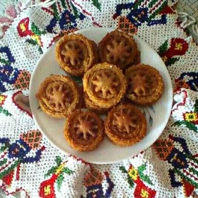 Photo of Wheat flour chakri by Bharti Khatri at BetterButter