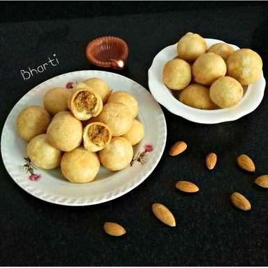 Photo of Dry Kachori by Bharti Khatri at BetterButter
