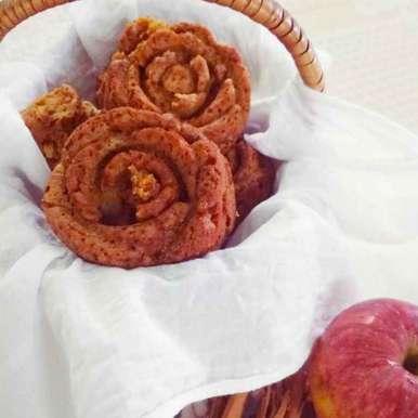 Photo of Apple cinnamon oats muffins by Bharti Panchariya - Sharma at BetterButter