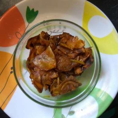 Photo of sweet potato fry by Bhavani Murugan at BetterButter
