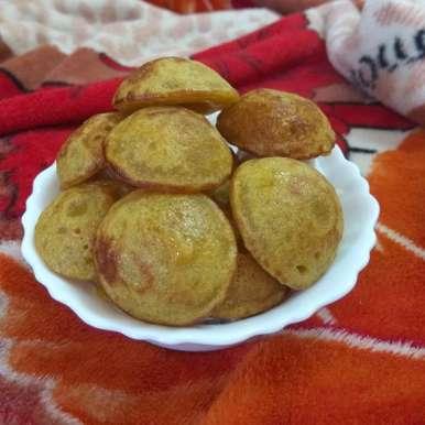 Photo of sweet potato pancake by Bhavani Murugan at BetterButter