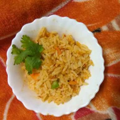 Photo of vegetable rice by Bhavani Murugan at BetterButter
