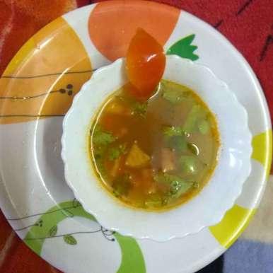 Photo of Veg soup by Bhavani Murugan at BetterButter