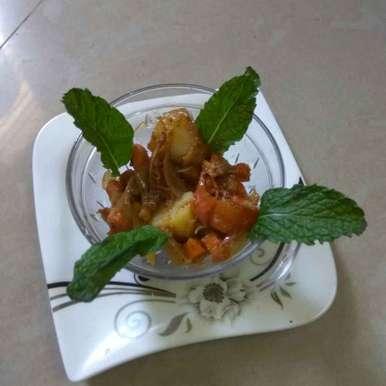 Photo of Vegetable Gravy by Bhavani Murugan at BetterButter