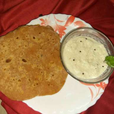 Photo of masala chapati by Bhavani Murugan at BetterButter