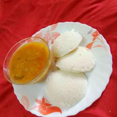 idli recipe in Tamil,இட்லி, Bhavani Murugan