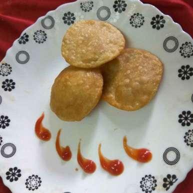 Photo of sweet kachori by Bhavani Murugan at BetterButter