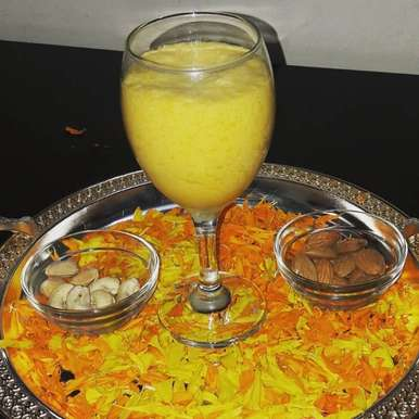 Photo of mango colada by Bhavika Shrimankar at BetterButter