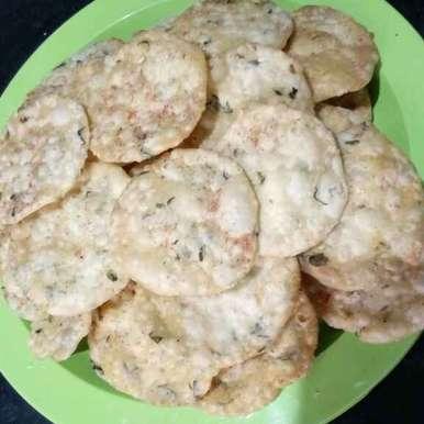 Farasi puri recipe in Gujarati, ફરસી પુરી, Bhavna Nagadiya