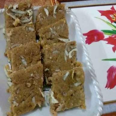 Photo of Dry Ginger Halwa Paak by Bhavna Nagadiya at BetterButter