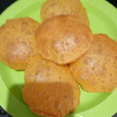 msala puri recipe in Gujarati, મસાલા પુરી, Bhavna Nagadiya