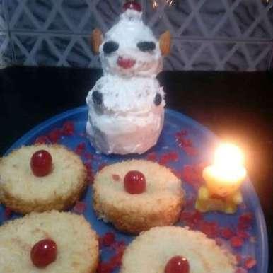 Photo of Mini cake by Bhavna Nagadiya at BetterButter