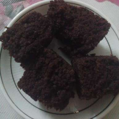 Photo of Eggless Brownie by bhawna kabra at BetterButter
