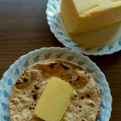 Photo of Butter roti by Bhumika Gandhi at BetterButter