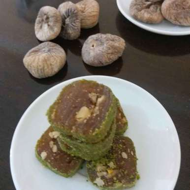 Photo of fig burfi by Bhumika Gandhi at BetterButter