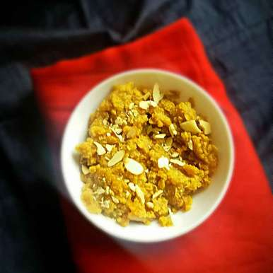 Photo of Ginger Halwa by Bhumika Gandhi at BetterButter