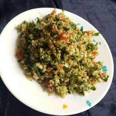 Photo of Quinoa Tabbouleh by Bhumika Gandhi at BetterButter