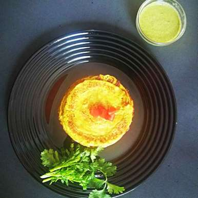 Photo of Spicy Pancake by Bhumika Gandhi at BetterButter