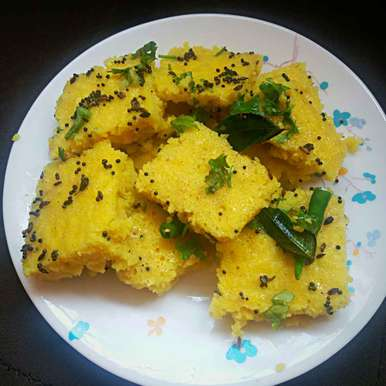Photo of Vati dal dhokla by Bhumika Gandhi at BetterButter