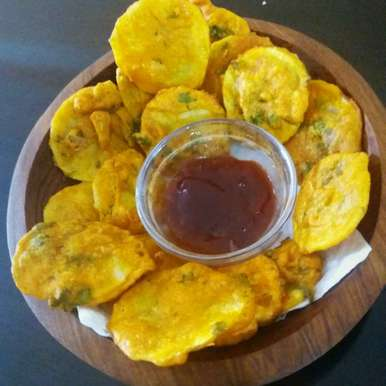 Photo of Kenyan potato fritters by Bhumika Gandhi at BetterButter