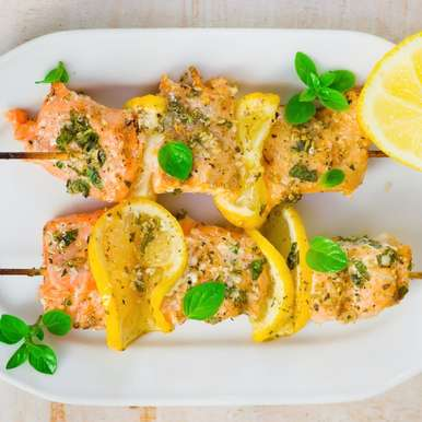 Photo of Lemon Grilled Fish by Bindiya Sharma at BetterButter