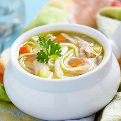Photo of Chicken noodle soup by Bindiya Sharma at BetterButter