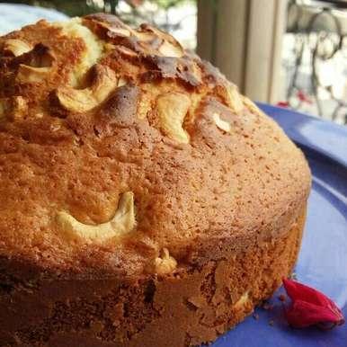 Photo of Perfect Nutty Pound Cake by Bindiya Sharma at BetterButter