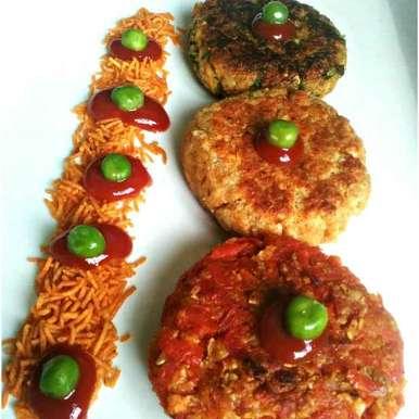Photo of Veg   kabab by Bishakha Kumari Saxena at BetterButter