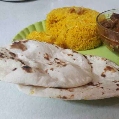 Photo of Homemade Naan by brighty sur at BetterButter