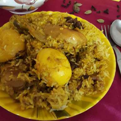 Kolkata style chicken biryani, How to make Kolkata style chicken biryani