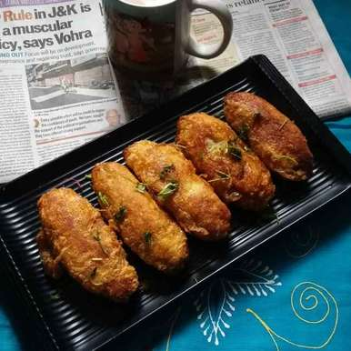 Photo of Bread Chicken roll by brishti ghosh at BetterButter