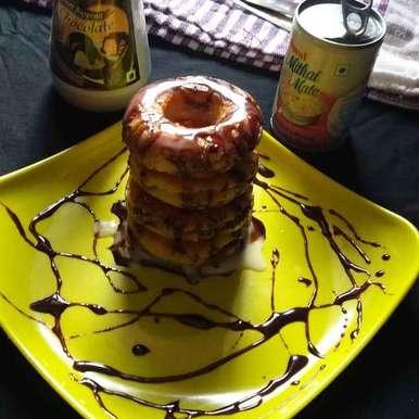 Photo of Semolina Donut in 20 mins by brishti ghosh at BetterButter
