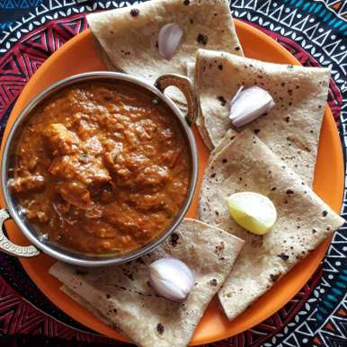 Photo of Restaurent style Chicken Masala... by brishti ghosh at BetterButter